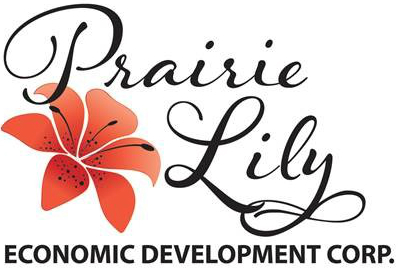 Prairie Lily Logo
